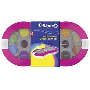 Pelikan Space+ Wasserfarbkasten 12 Farben