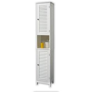 Pelipal Jasper Hochschrank 32x30x170,5cm Weiß