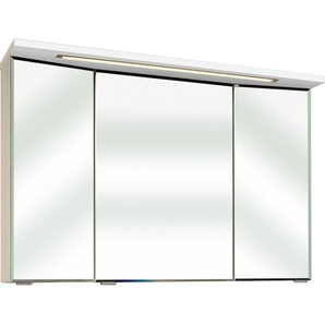 Pelipal Spiegelschrank 105 cm Trentino Weiß Glanz