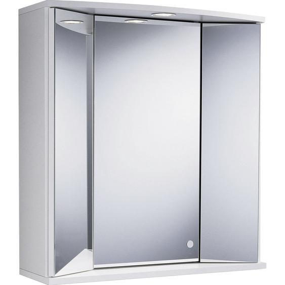 Pelipal Spiegelschrank 65 cm Zino Weiß EEK: A++