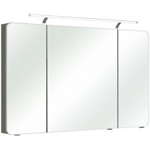 Pelipal Spiegelschrank 120 cm Fokus Steingrau