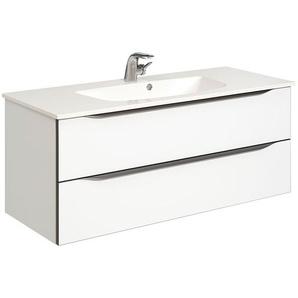 Pelipal Waschtisch mit Unterschrank Solitaire 6025 117 cm