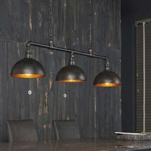 Pendelleuchte in Schwarz Industriedesign