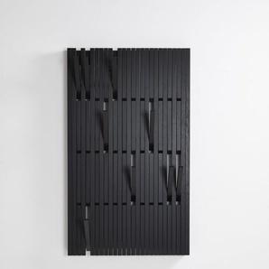 PER/USE - Garderobe Piano - groß - eiche schwarz