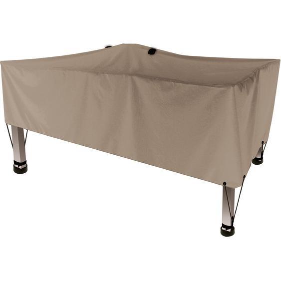 Perel Schutzhülle für Gartentisch max. 160 cm
