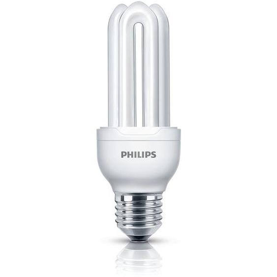Philips Energiesparlampe Genie E27 14 W warmweiß