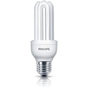 Philips Energiesparlampe Genie E27 11 W warmweiß