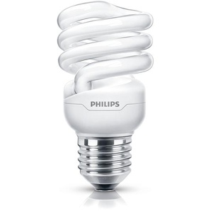 Philips Energiesparlampe Tornado warmweiß E27 12 W
