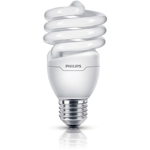Philips Energiesparlampe Tornado warmweiß E27 20 W