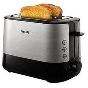 PHILIPS HD 2637/90 Toaster schwarz