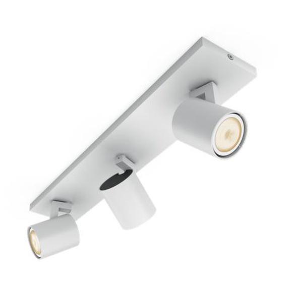 Philips Hue LED Spot Runner 3-flammig 5309331P7, 750 lm, Weiß, inkl. Dimmschalter