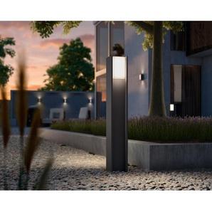 Philips Hue LED-Wegeleuchte Turaco Anthrazit EEK: A+