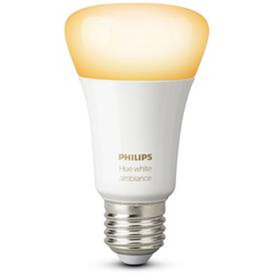Philips Hue LED White Amb. Erweiterung, E27, 1x9,5W, Bridge erforderlich