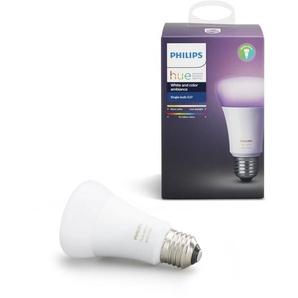Philips Hue LED White & Color Amb. Erweiterung, E27, 1x10W, Bridge erforderlich