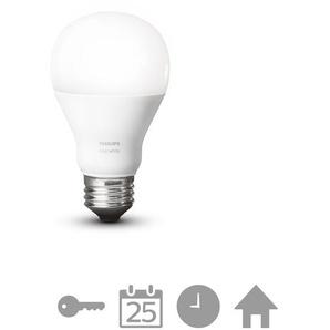Philips Hue LED White Erweiterung, E27, 1x9,5W, Bridge erforderlich