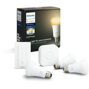 Philips LED-Leuchtmittel Hue Ambiance White E27 9,5 W 806 lm