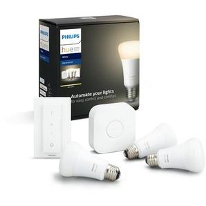 Philips LED-Leuchtmittel Hue White E27 9,5 W 806 lm