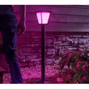 Philips Hue White & Color Ambiance Econic LED-Wegeleuchte EEK: A