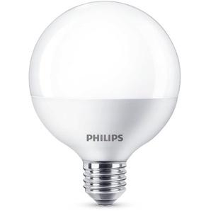 Philips LED Globe 15 W G93 E27 warmweiß