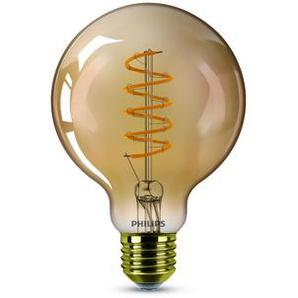 Philips LED-Lampe Globe LEDclassic 25 W E27 250 lm gold, dimmbar