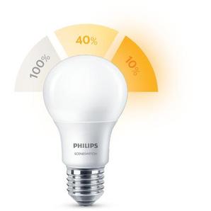 Philips LED SSW 60W A60 E27 WW FR ND