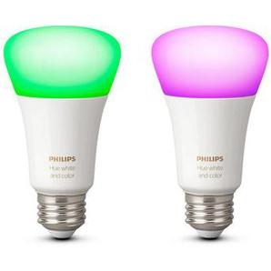 HUE WHITE & COLOR AMBIANCE LED E27 60 W