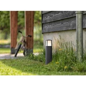 Philips myGarden LED-Sockelleuchte Stock Anthrazit EEK: A-A++