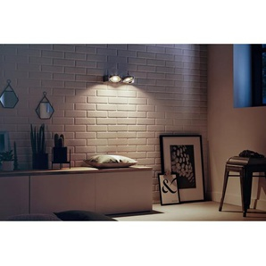 Philips myLiving LED-Spot 2er Particon Warmglow Aluminium EEK: A-A++