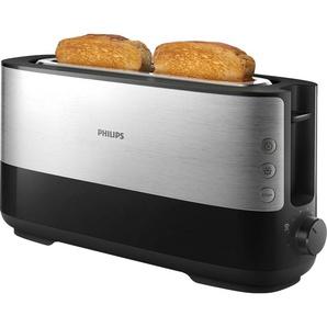 Philips Toaster HD2692/90, schwarz