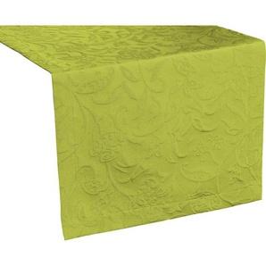 Pichler Tischläufer Cordoba apfelgrün