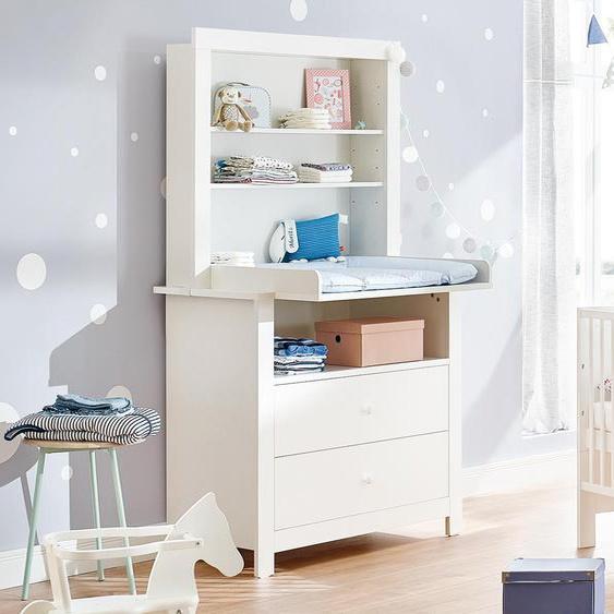 Pinolino Baby-Zimmer-Set »Liv« - Weiß - Holz -