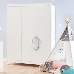 Pinolino Baby-Zimmerset »Liv« - Weiß - Holz -