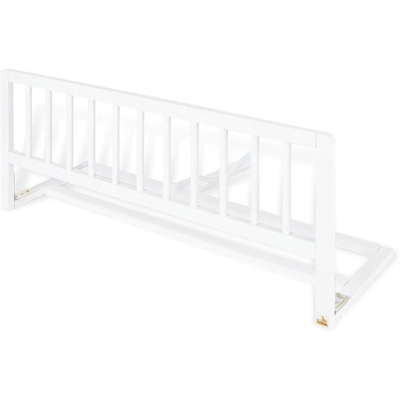 Pinolino Bettschutzgitter Classic, weiß lackiert Einheitsgröße Baby Bettgitter Babygitter Babymöbel Schutzgitter