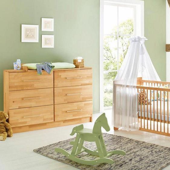 Pinolino® Babymöbel-Set »Natura«, (Spar-Set, 2-tlg), extrabreit; Made in Europe