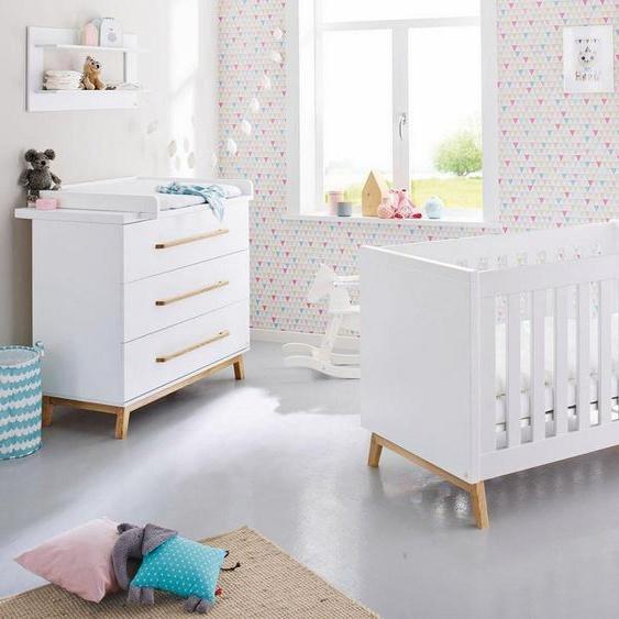 Pinolino® Babymöbel-Set »Riva«, (Spar-Set, 2-tlg), breit