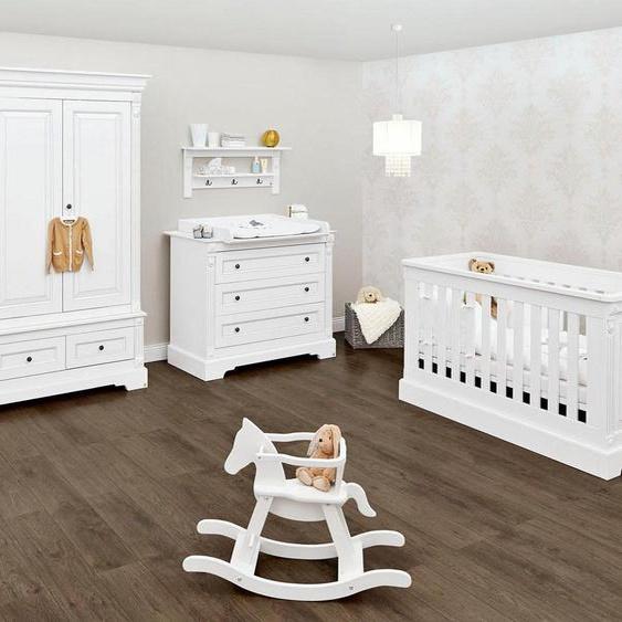 Pinolino® Babyzimmer-Komplettset »Emilia«, (Set, 3-tlg), breit groß