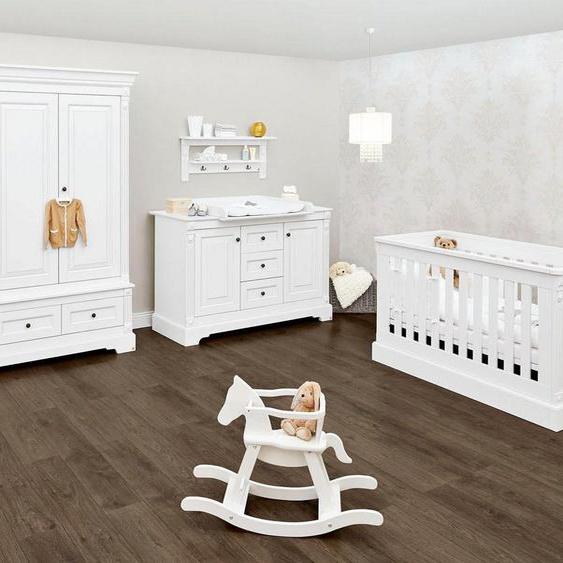 Pinolino® Babyzimmer-Komplettset »Emilia«, (Set, 3-tlg), extrabreit groß