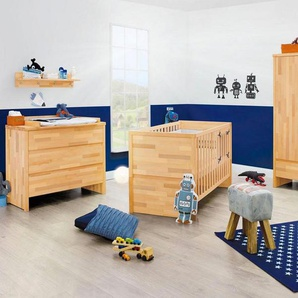 Pinolino Babyzimmer Set »Fagus« breit (3-tlg.)