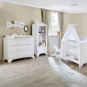 Pinolino Babyzimmer Set (3-tlg) Kinderzimmer, »Pino breit groß«