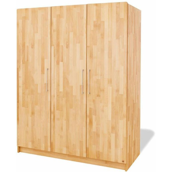 Pinolino® Kleiderschrank »Natura« 3-türig, groß; Made in Europe
