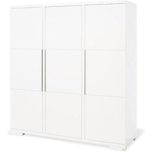 Pinolino® Kleiderschränke »Polar, groß«, weiß