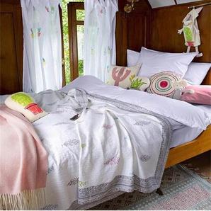 Piquédecke Maharani - bunt - 100 % Baumwolle - Tagesdecken & Quilts - Überwürfe & Sofaüberwürfe