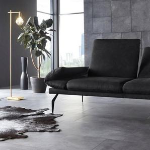 Places of Style 2-Sitzer »Salerno«, mit Armlehnen- und Rückenfunktion in 2 Sitzbreiten