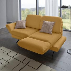 Places of Style 2-Sitzer »Saletto«, modernes Design mit Armlehnfunktion, wahlweise mit 2 Drehsitzen und Rückenverstellung