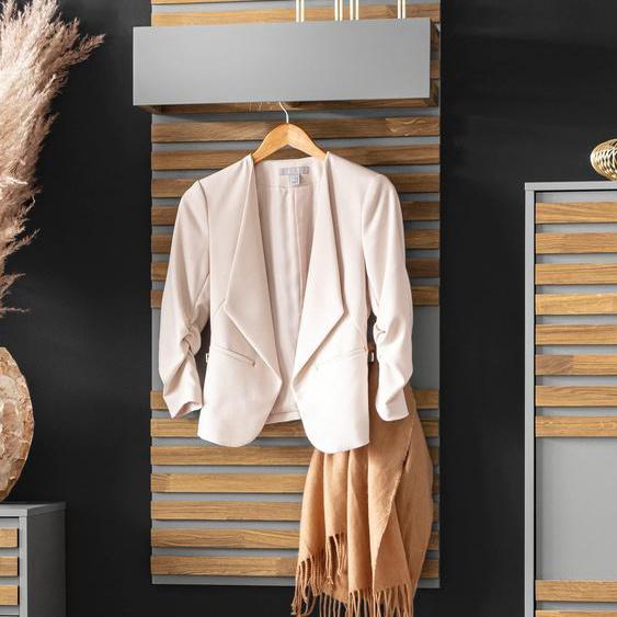 Places of Style Garderobenpaneel Bertil 58,5x24,5x134 cm beige Garderobenpaneele Garderoben