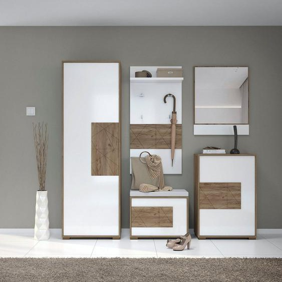 Places of Style Garderobenschrank »Stela« mit Push-to-open-Funktion