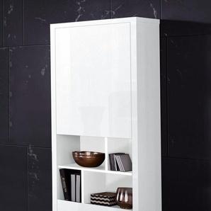 Stauraumschrank »Moro«, weiß, FSC®-zertifiziert, Places of Style
