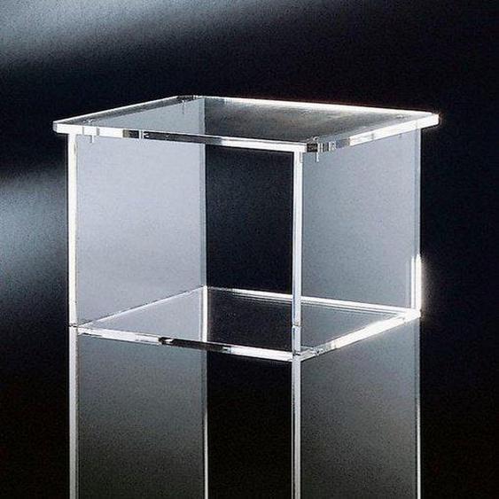 Places of Style Telefontisch »Remus«, aus Acrylglas, weiß