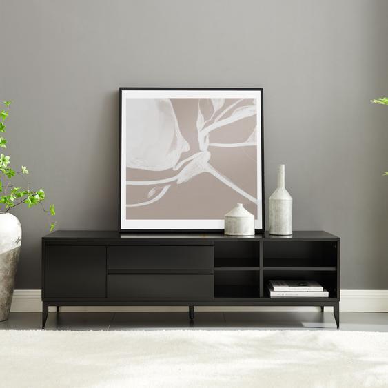 TV-Board »Saltaire«, 150x45x40 cm (BxHxT), FSC®-zertifiziert, Places of Style, Material Holzwerkstoff