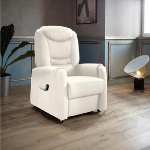Places of Style TV-Sessel »Tamworth«, in Größe S, wahlweise mit Motor und Aufstehhilfe